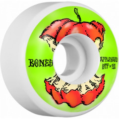 Колёса Bones (STF V2) SS19 - Appleyard Apple 53 mm