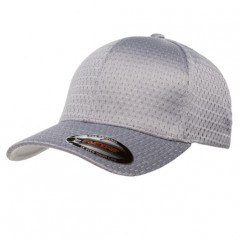 Кепка FlexFit Athletic Mesh Silver