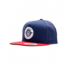 Кепка Footwork ICON18 Navy/Red